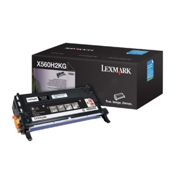 Original Lexmark X560H2KG Toner schwarz