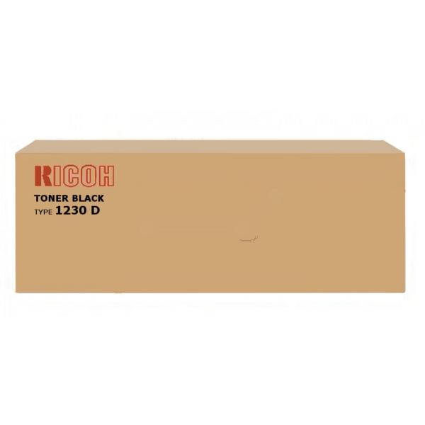Original Ricoh 842015 / TYPE1230D Toner schwarz