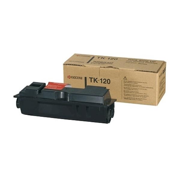 Original Kyocera 1T02G60DE0 / TK120 Toner black