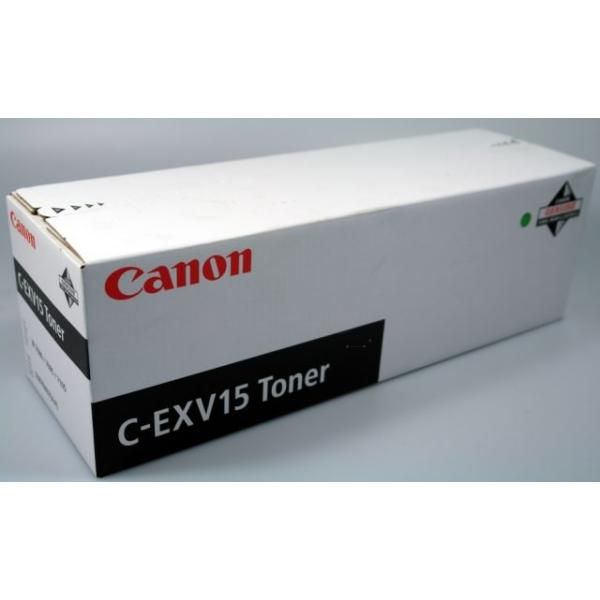 Original Canon 0387B002 / CEXV15 Toner schwarz