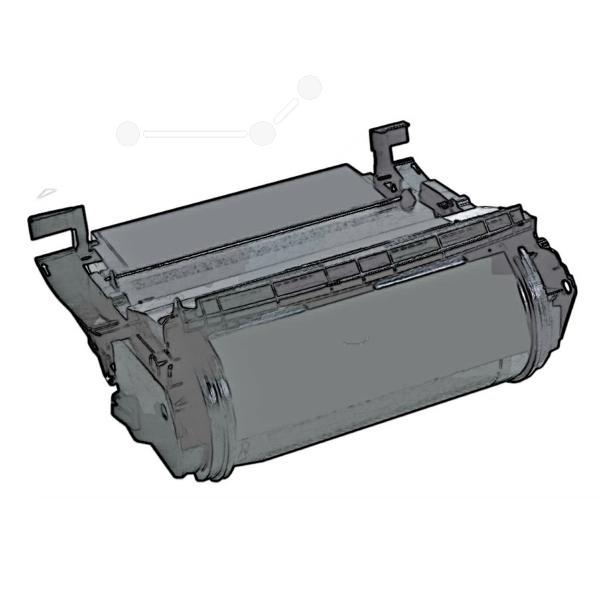 Original Lexmark 12A5140 Toner schwarz