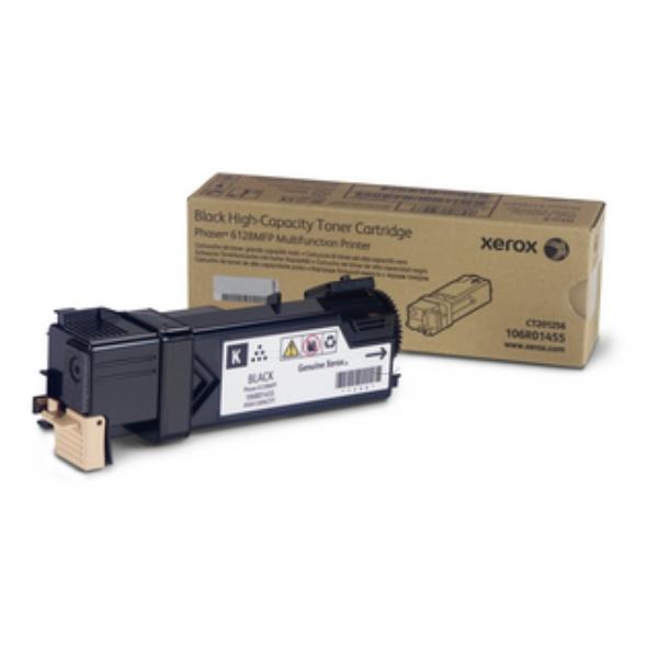Original Xerox 106R01455 Toner schwarz