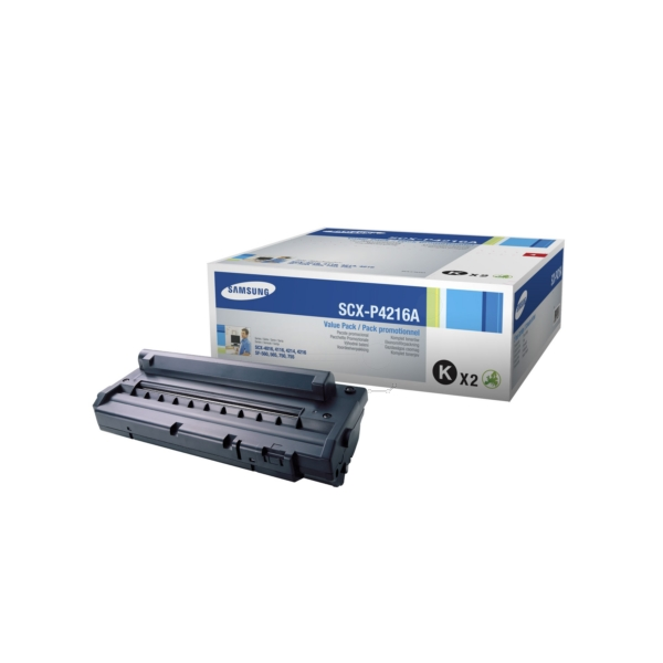 Original Samsung SCXP4216AELS Toner schwarz