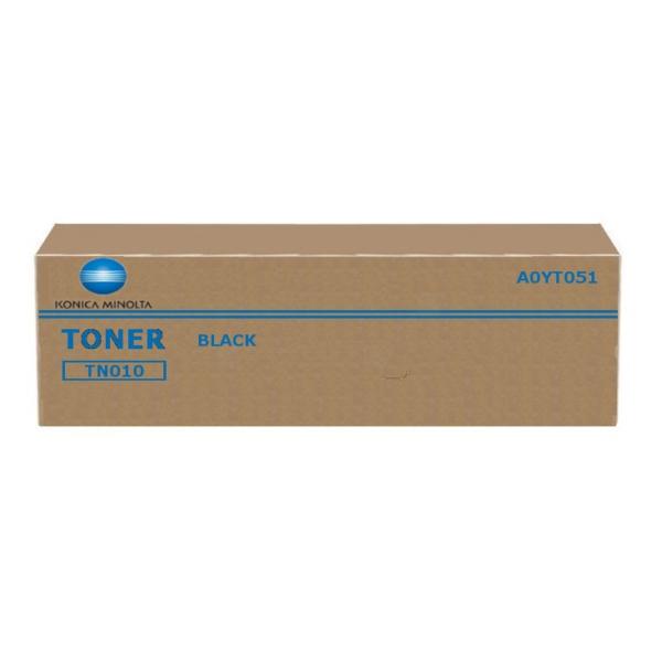 Original Konica Minolta 02UF / TN010 Toner schwarz