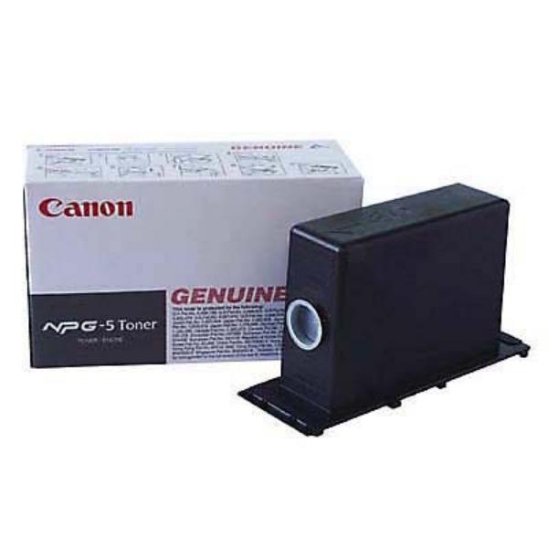Original Canon 1376A002 / NPG5 Toner schwarz