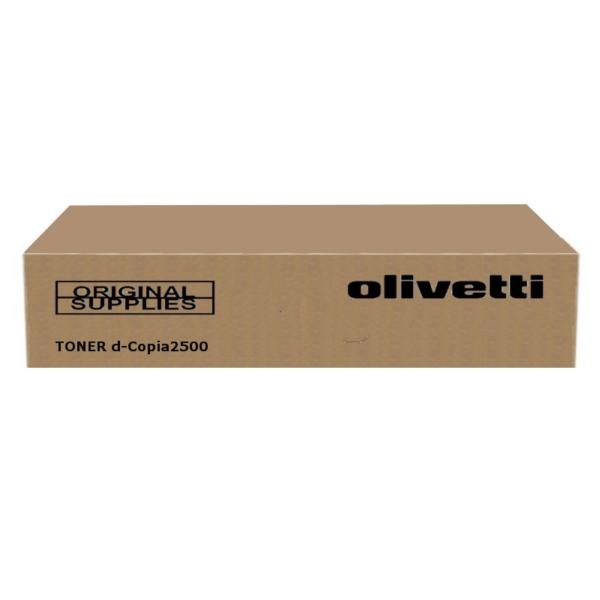 Original Olivetti B0706 Toner schwarz