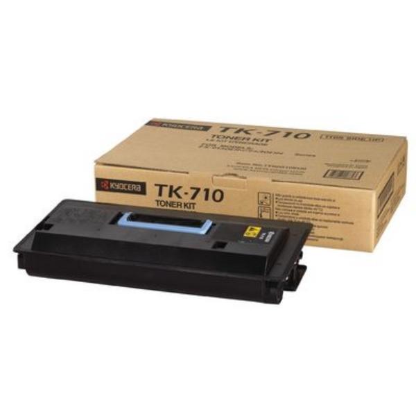 Original Kyocera 1T02G10EU0 / TK710 Toner noir