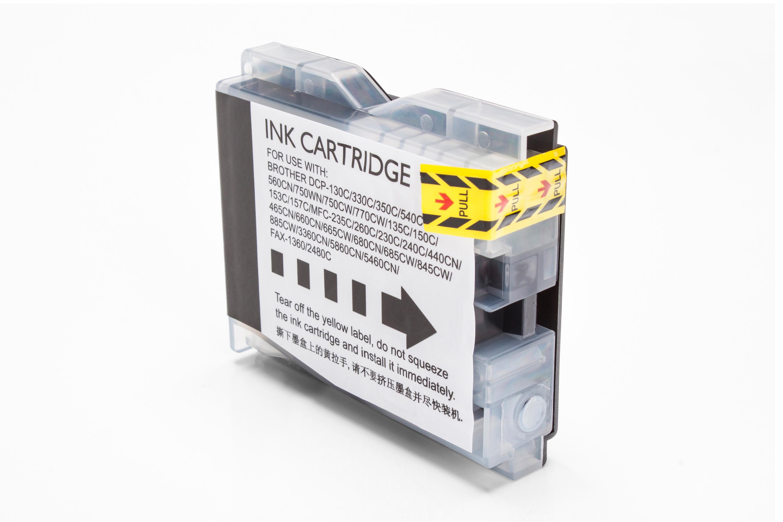 Kompatibel zu Brother LC-1000 Tintenpatrone schwarz