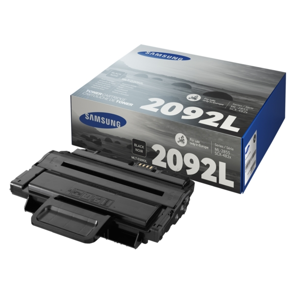 Original Samsung MLTD2092LELS / 2092L Toner schwarz