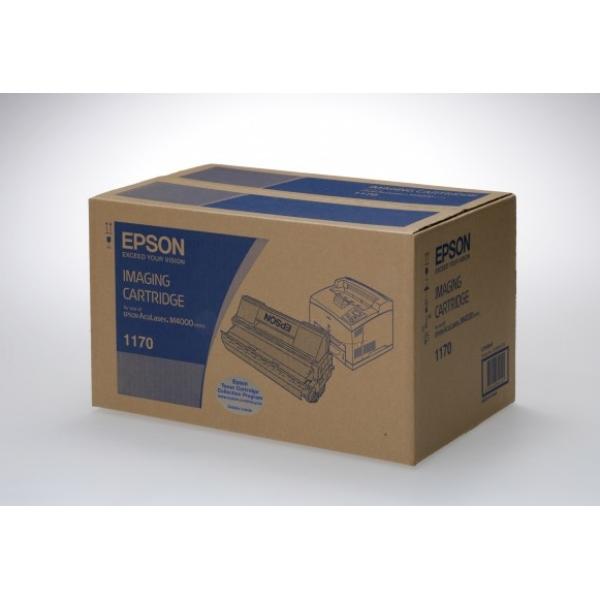 Original Epson C13S051170 / 1170 Toner schwarz