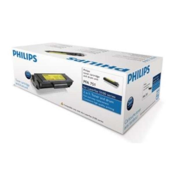 Original Philips PFA751 / 253156799 Toner schwarz