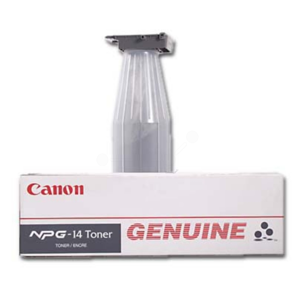 Original Canon 1385A001 / NPG14 Toner schwarz