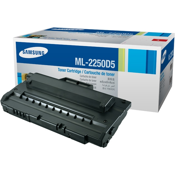 Original Samsung ML2250D5ELS Toner black