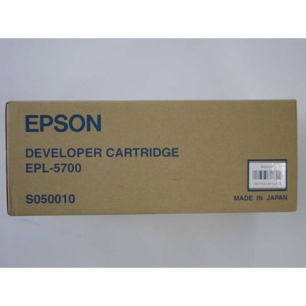 Original Epson C13S050010 / S050010 Toner schwarz