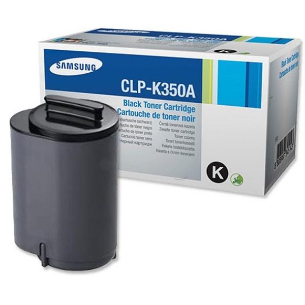 Original Samsung CLPK350AELS Toner schwarz