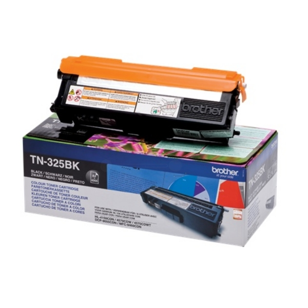 Original Brother TN325BK Toner schwarz
