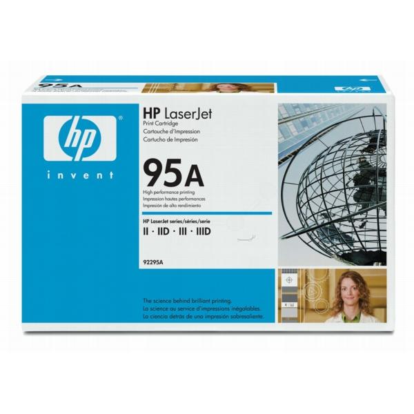 Original HP 92295A / 95A Toner schwarz