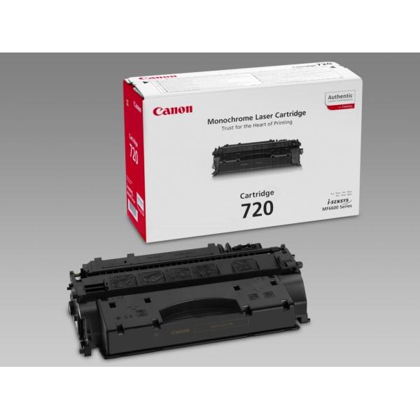 Original Canon 2617B002 / 720 Toner schwarz