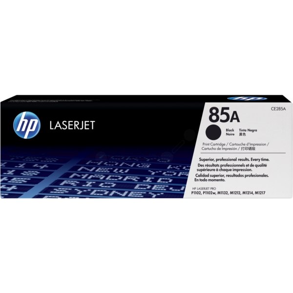 Original HP CE285A / 85A Toner black