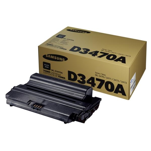 Original Samsung MLD3470AEUR Toner schwarz