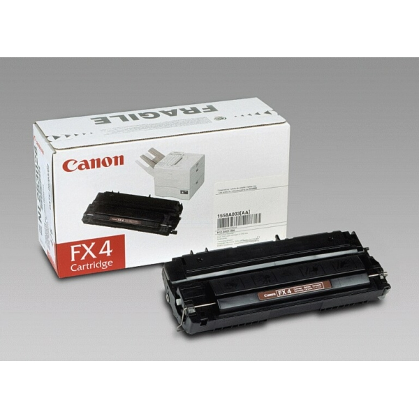 Original Canon 1558A003 / FX4 Toner schwarz