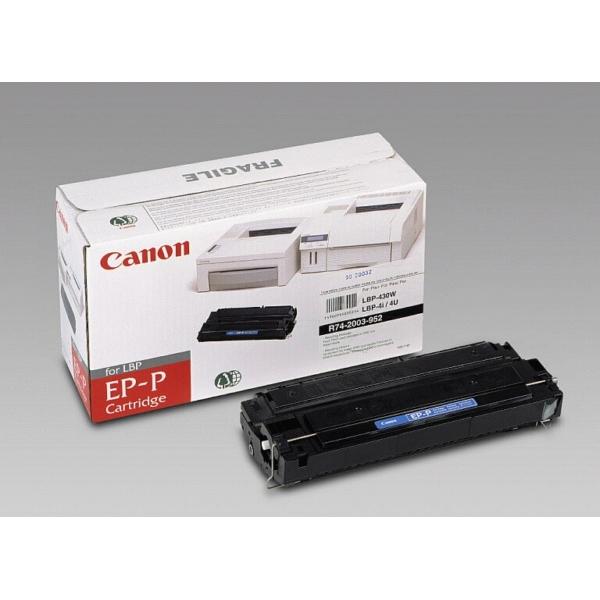 Original Canon 1529A003 / EPP Toner schwarz