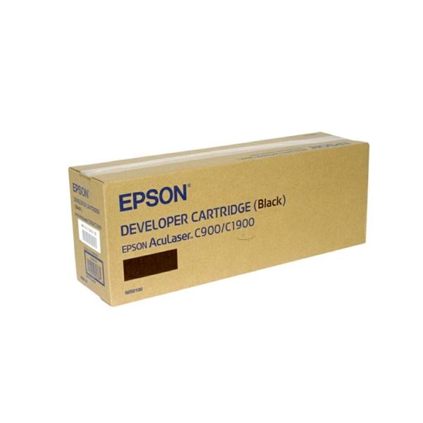Original Epson C13S050100 / S050100 Toner schwarz