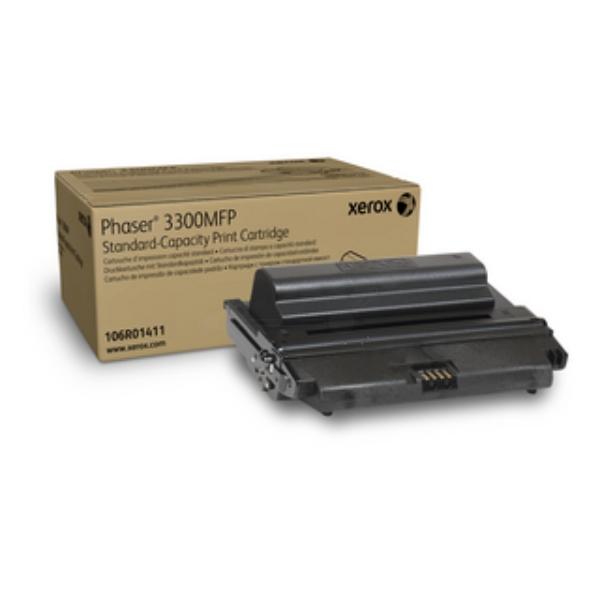 Original Xerox 106R01411 Toner schwarz