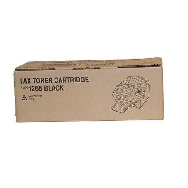 Original Ricoh 430400 / TYPE1265D Toner schwarz