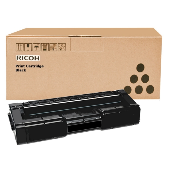 Original Ricoh 406479 / TYPESPC310HE Toner schwarz