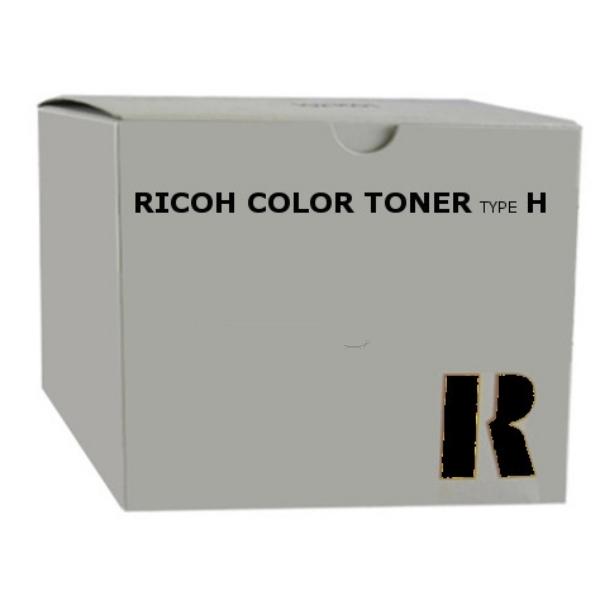 Original Ricoh 887845 / TYPEH Toner schwarz