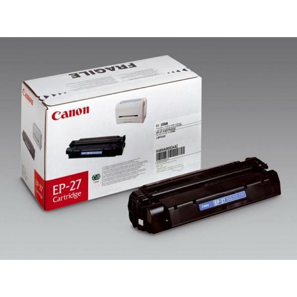 Original Canon 8489A002 / EP27 Toner schwarz