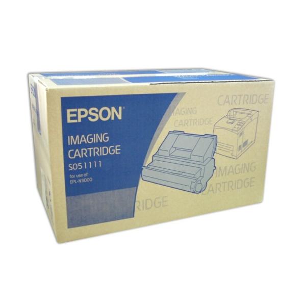 Original Epson C13S051111 / S051111 Toner schwarz