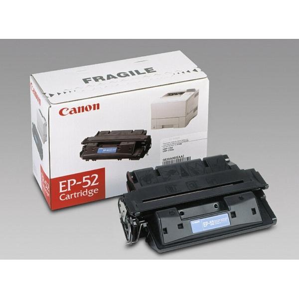 Original Canon 3839A003 / EP52 Toner black