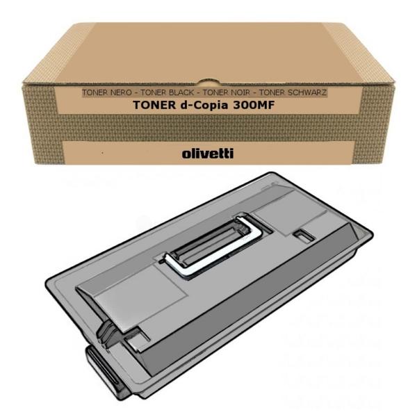 Original Olivetti B0567 Toner schwarz