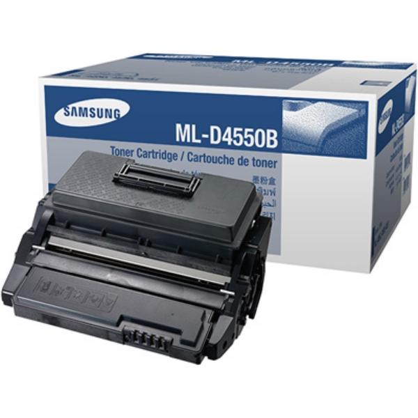 Original Samsung MLD4550BELS Toner schwarz