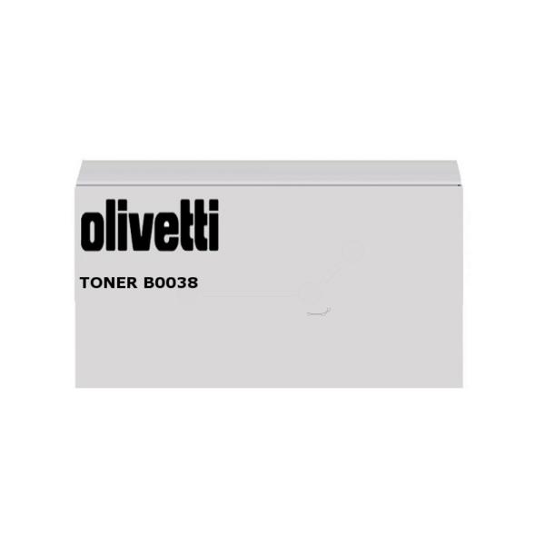 Original Olivetti B0038 Toner schwarz