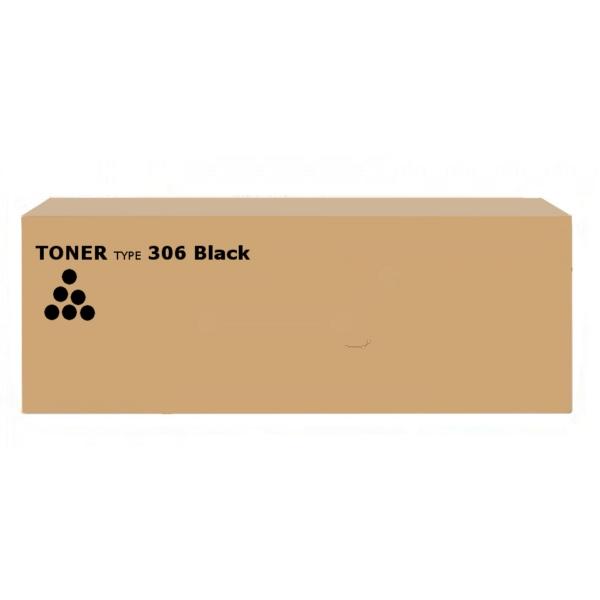 Original Ricoh 400491 / TYPE306 Toner schwarz