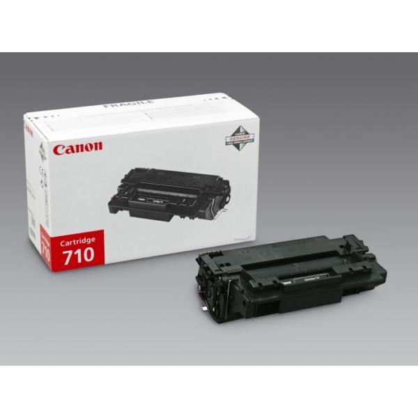 Oryginalny Canon 0985B001 / 710 Toner czarny