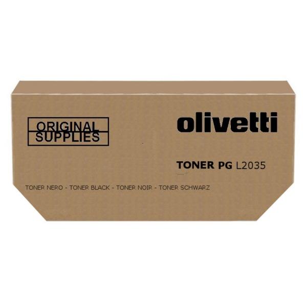 Original Olivetti B0808 Toner schwarz