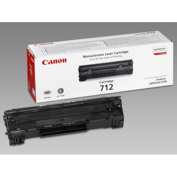 Original Canon 1870B002 / 712 Toner schwarz