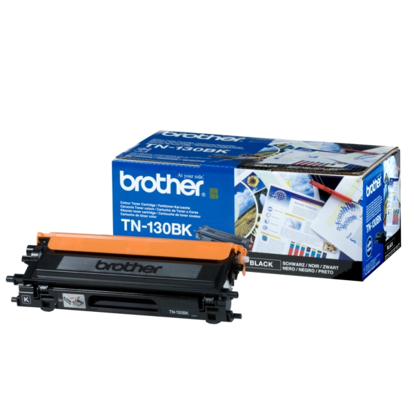 Original Brother TN130BK Toner schwarz