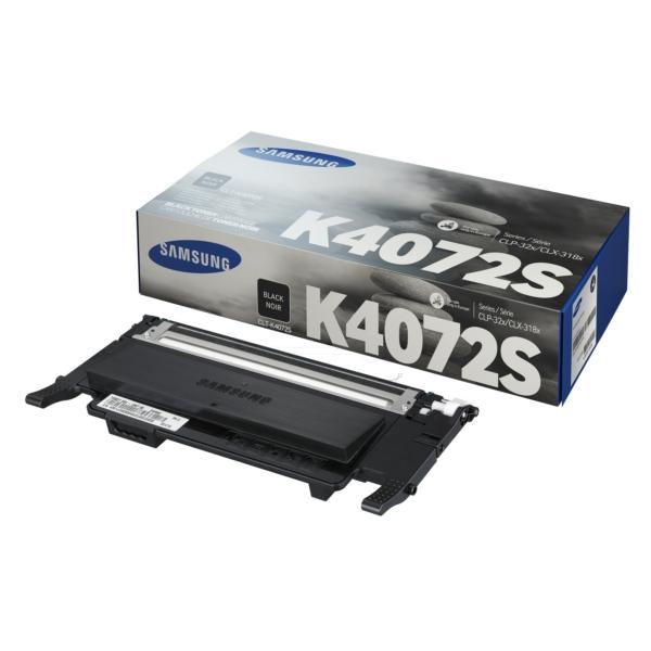 Original Samsung CLTK4072SELS / K4072S Toner schwarz