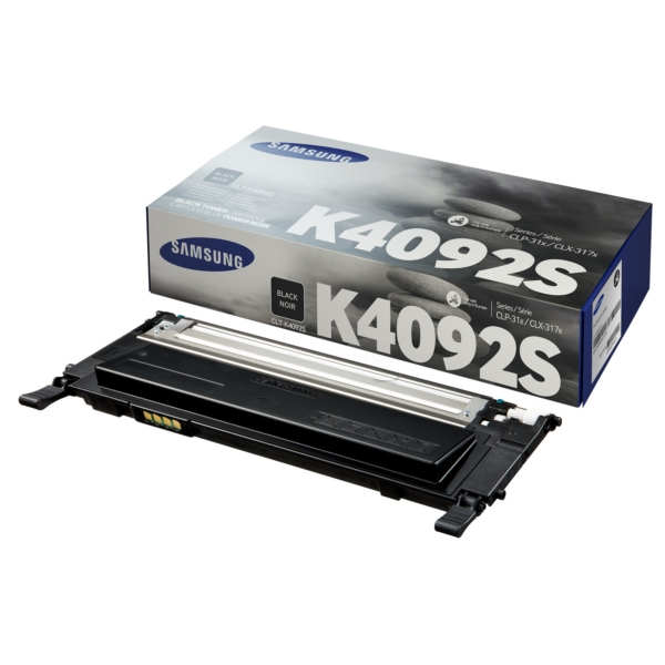 Original Samsung CLTK4092SELS / K4092S Toner schwarz