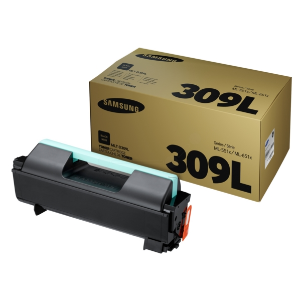 Original Samsung MLTD309LELS / 309L Toner schwarz