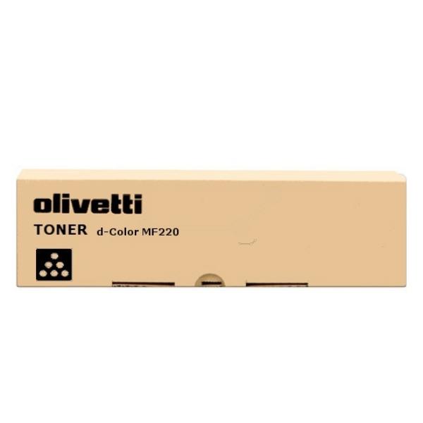 Original Olivetti B0854 Toner schwarz