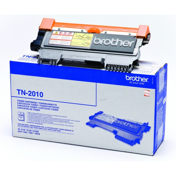 Original Brother TN2010 Toner schwarz