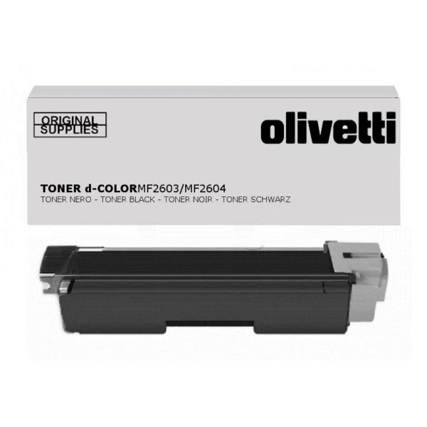 Original Olivetti B0946 Toner schwarz