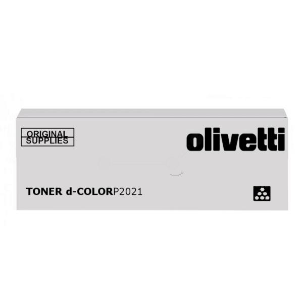 Original Olivetti B0954 Toner schwarz