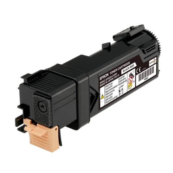 Original Epson C13S050630 / 0630 Toner schwarz
